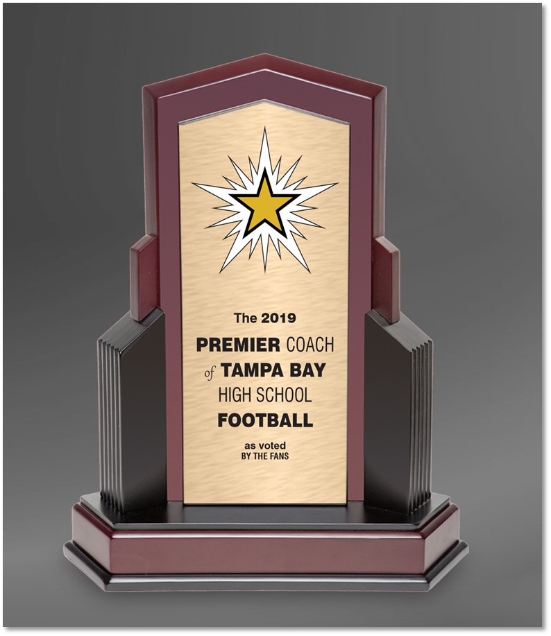 Premier Coach Award II