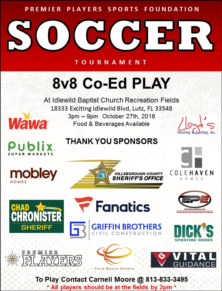 The Premier Players Sports Foundation