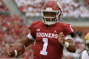 PPCF Kyler Murray