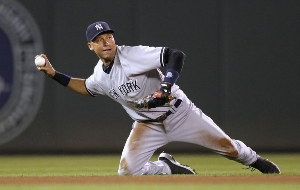 Derek Jeter Finishes His Baseball Career In Cooperstown