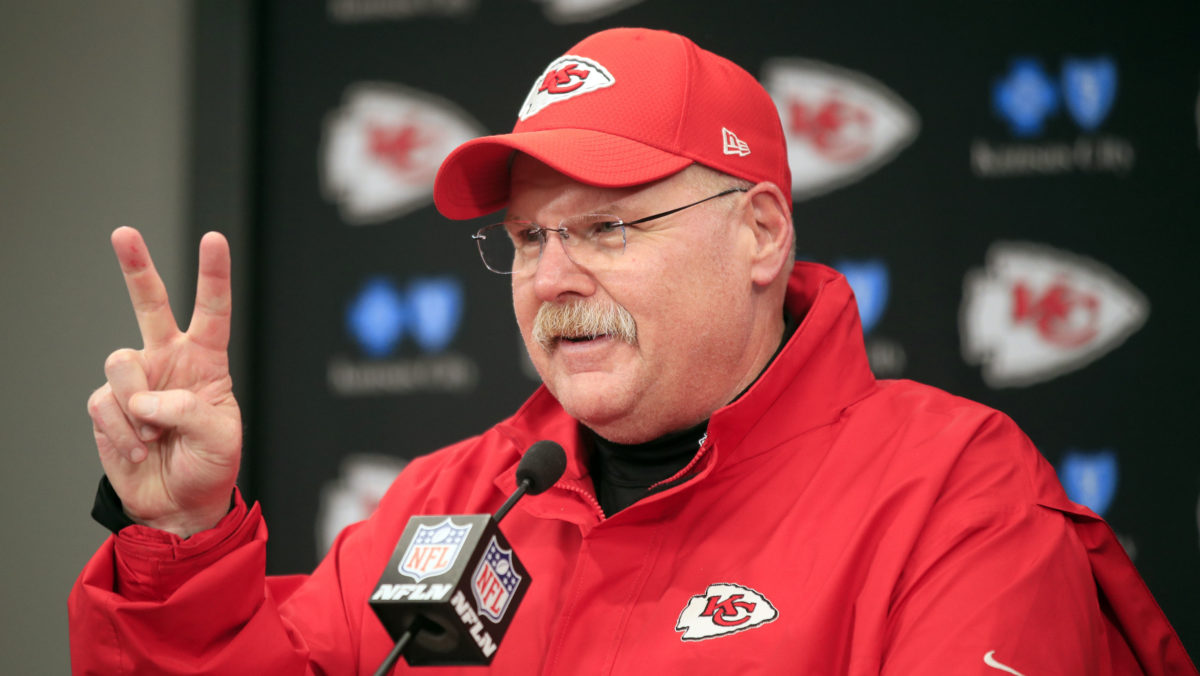 Coach Reid's Play Innovation Keeps Chiefs Competitive