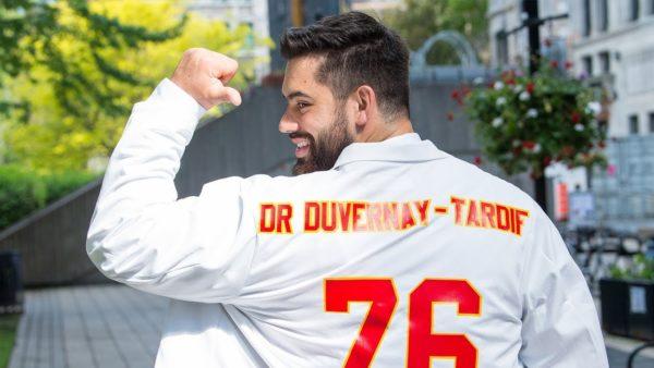 Duvernay Tardif Dr Kansas City Chiefs