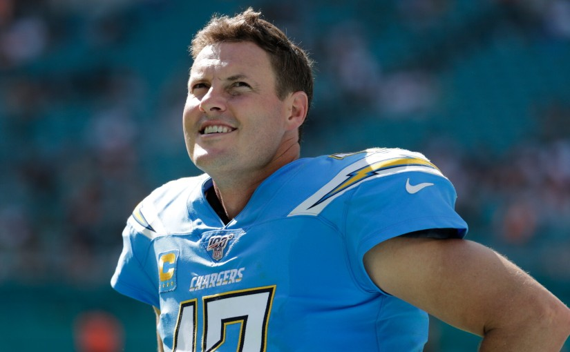Rivers Takes His Stellar NFL Career To St. Michael Catholic HS