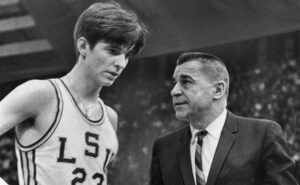 Pistol Pete Maravich's Play Amongst The Greatest Of All Athletes