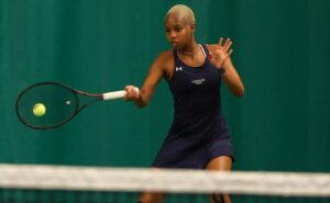 Howard W Tennis Makes Strides Even In Setback
