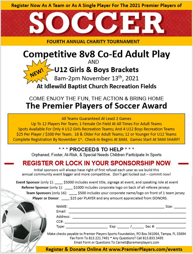 Soccer Tournament at IBC