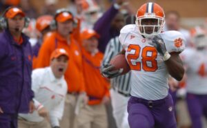 Former Clemson Great Joining The Top 2 Percent