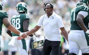 Undefeated Start At MSU Puts Coach On Watchlist